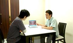 コンサルトルーム | 立花歯科医院 熊本市東区新外の歯医者 インプラント・矯正・歯周病・口腔外科・小児歯科・治療・歯科検診